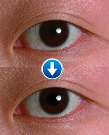 Les yeux noirs de voir les cartes marqu es cartes de - A quel age peut on porter des lentilles de contact ...