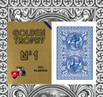 Modiano Golden trophy Cartes marquées